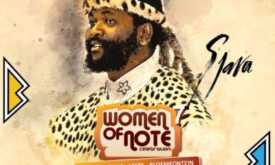 Sjava Women Of Note Celebration concert