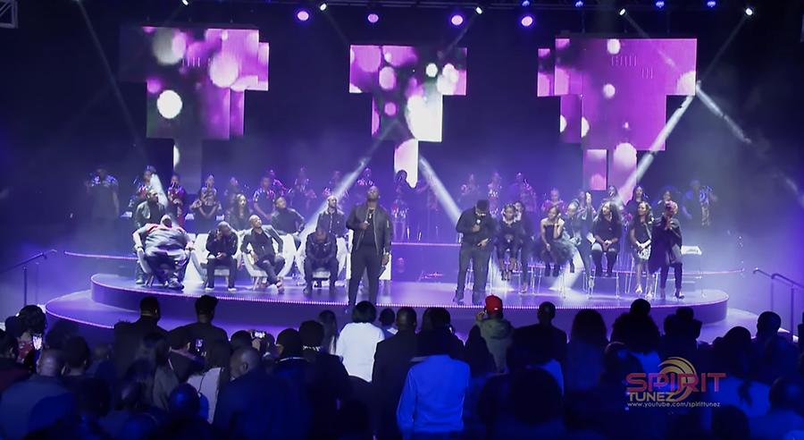 Spirit of Praise - Ngaphandle Kokuthi ft Thinah Zungu x Ayanda Ntanzi