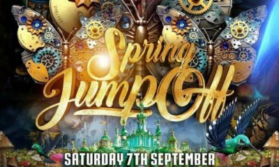 Cassper Nyovest co-headlines the Spring Jump Off concert