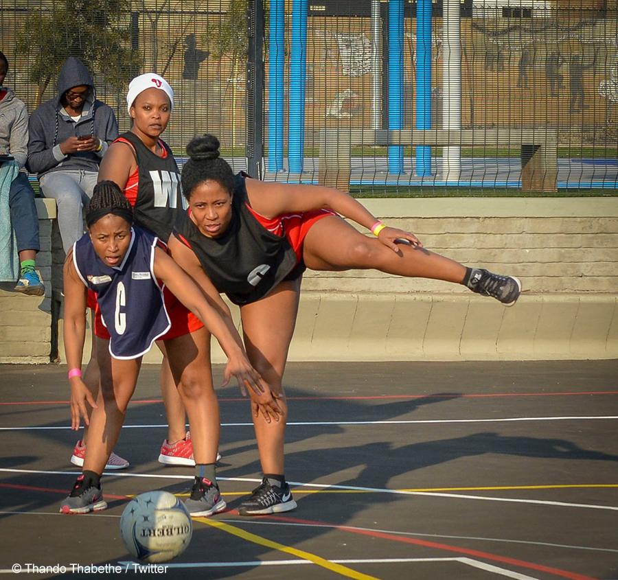 Thando Thabethe Women's Day Netball Challenge