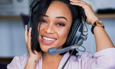 Thando Thabethe takes a break from 5FM's Thabooty Drive until further notice