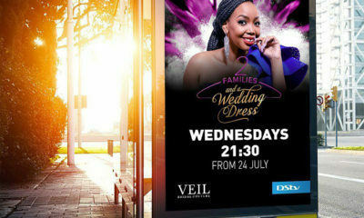 BET Africa's 2 Families And A Wedding Dress premieres tomorrow