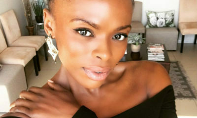 Musician, Unathi Nkayi, pays homage to the African designers who inspire her fashion choices