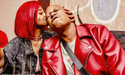 Babes Wodumo and Mampintsha poke fun at their inability to master the English language