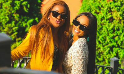 Social media users question the state of Bonang Matheba and Lorna Maseko's friendship