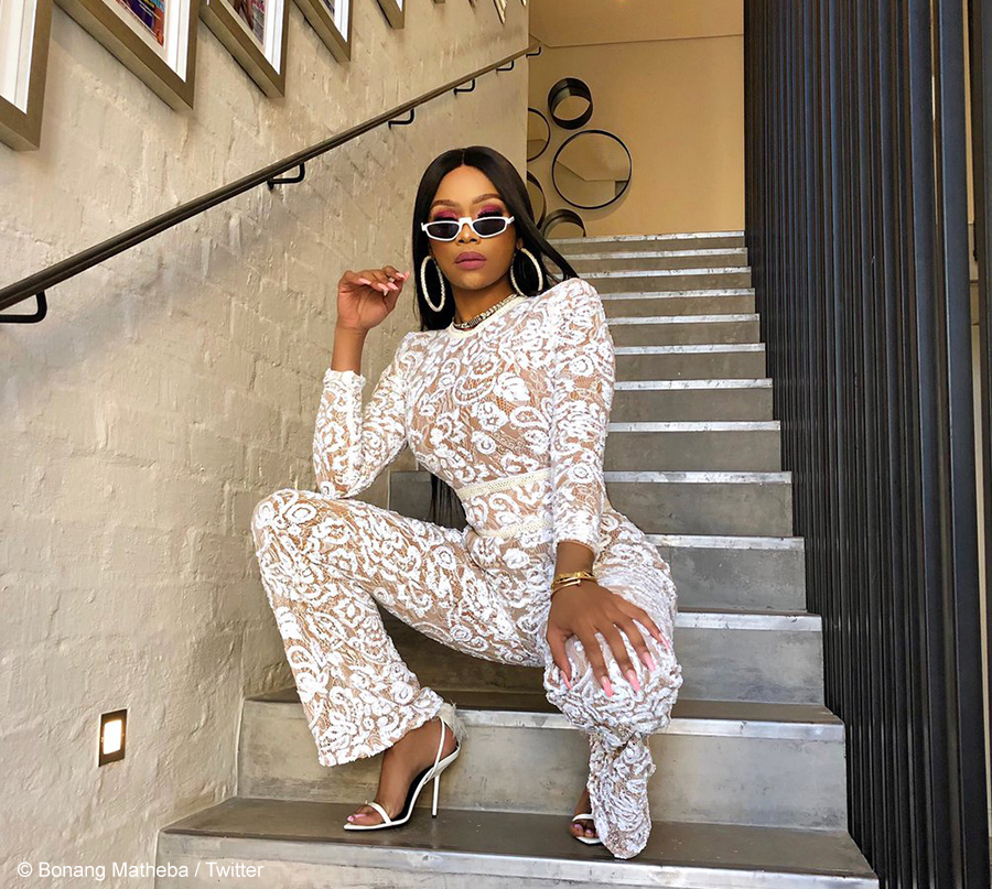 Bonang Matheba to host Being Bonang season three viewing party