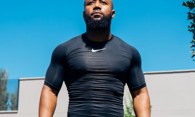 Cassper Nyovest credits his toned legs for being named Man Of The Match at a soccer game