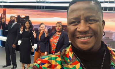 DJ Fresh releases a formal statement and makes Newzroom Afrika debut