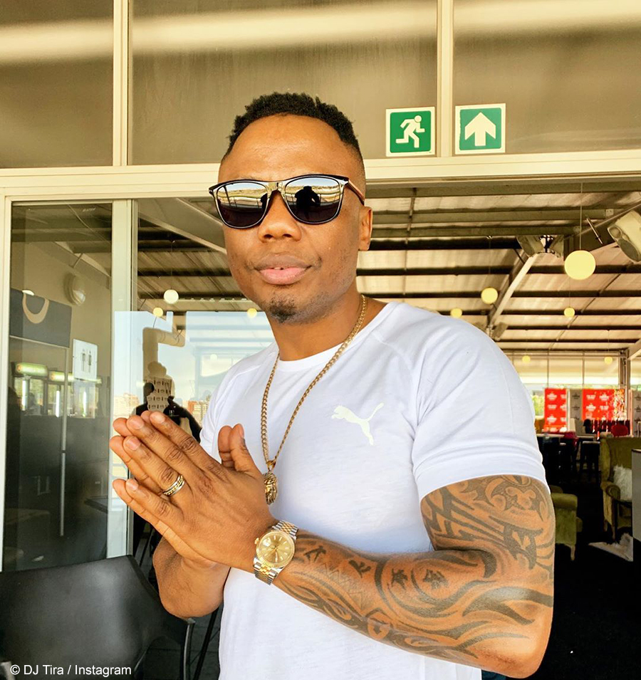 DJ Tira wins at 2019 GQ Best Dressed Men Awards