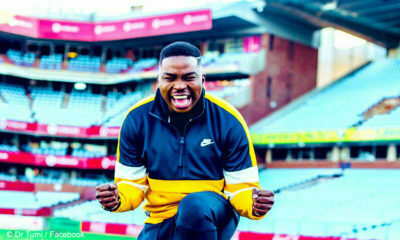Dr Tumi announces the upcoming release of his single, Gowena