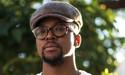 Maps Maponyane allows a fan into his car to make a video call