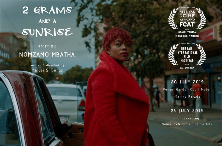 Nomzamo Mbatha stars in new short film, 2 Grams And A Sunrise