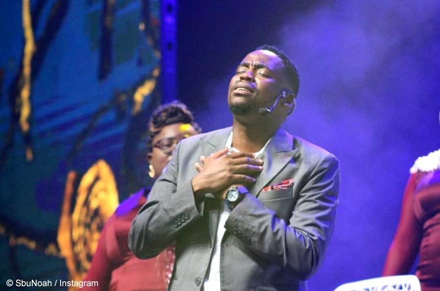 SbuNoah Amadoda In Worship And Motivation Concert