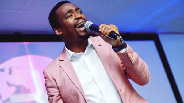 SbuNoah promotes his upcoming Amadoda In Worship And Motivation performance