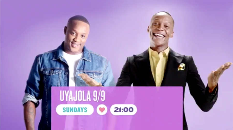 Uyajola 9/9: Host, Moss Makwati, contains physical altercation between the complainant and alleged mistress