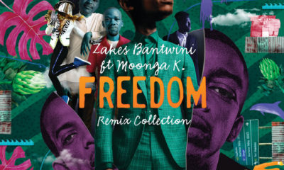 Zakes Bantwini new remix collection Freedom
