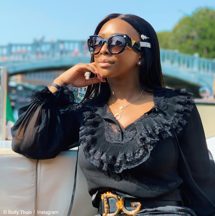 Boity reveals the one question she hates being asked