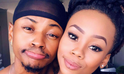 Bontle Moloi , Priddy Ugly cover the October issue of Mamas & Papas