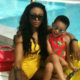 Instagram users gush over DJ Zinhle 's latest post about her daughter, Kairo
