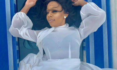 Kelly Khumalo shares images from her Vida Fiesta yacht ride