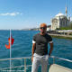 Maps Maponyane shares photographs from his picturesque Istanbul getaway