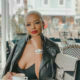 Mihlali Ndamase promotes Spring campaign with watch brand, Daniel Wellington