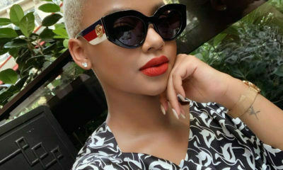 Mihlali Ndamase looks to empower emerging make-up artist with latest social media giveaway