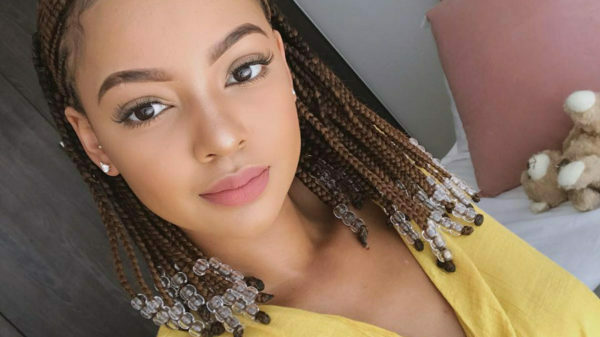 Mihlali Ndamase uses her Twitter page to promote fellow YouTubers