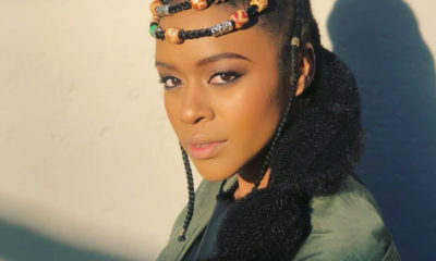 Nomzamo Mbatha reflects on some of her most fulfilling philanthropic pursuits