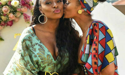 DJ Zinhle sends public dedication to Pearl Thusi, who has deactivated her social media accounts