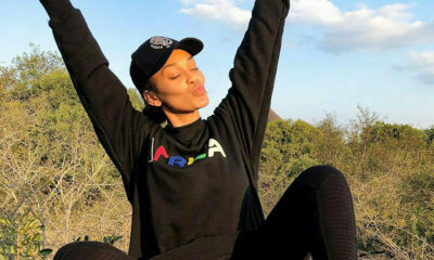 Media personality, Pearl Thusi's return to Twitter welcomed by social media users