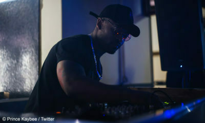 Celebrated DJ, Prince Kaybee, reveals his luxurious home studio