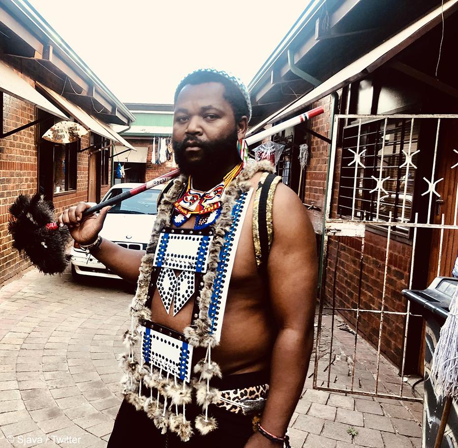Sjava confirms he has found social media singing sensation, Sphuzo