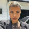 Model, Sofia Richie, shares new images from her yacht trip in Corsica