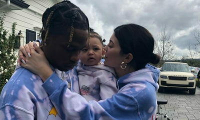 Stormi Webster makes red carpet debut with parents, Kylie Jenner and Travis Scott