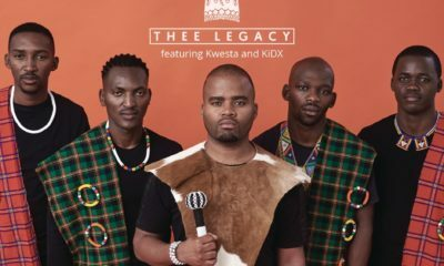 Thee Legacy - Way'sus Uzoyimela ft Kwesta x Kid X
