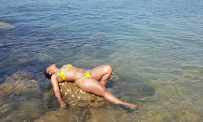 South African entertainer, Zodwa Wabantu, shares snaps from her weekend getaway