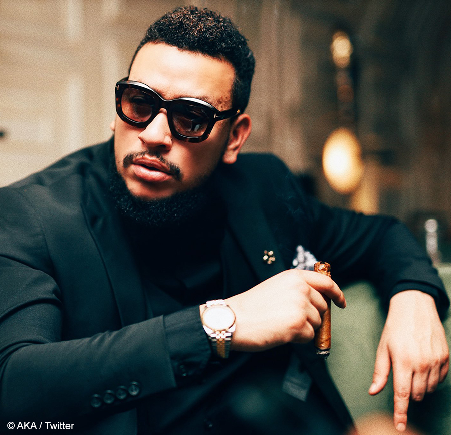 AKA suggests rivalry to propel female rappers' careers