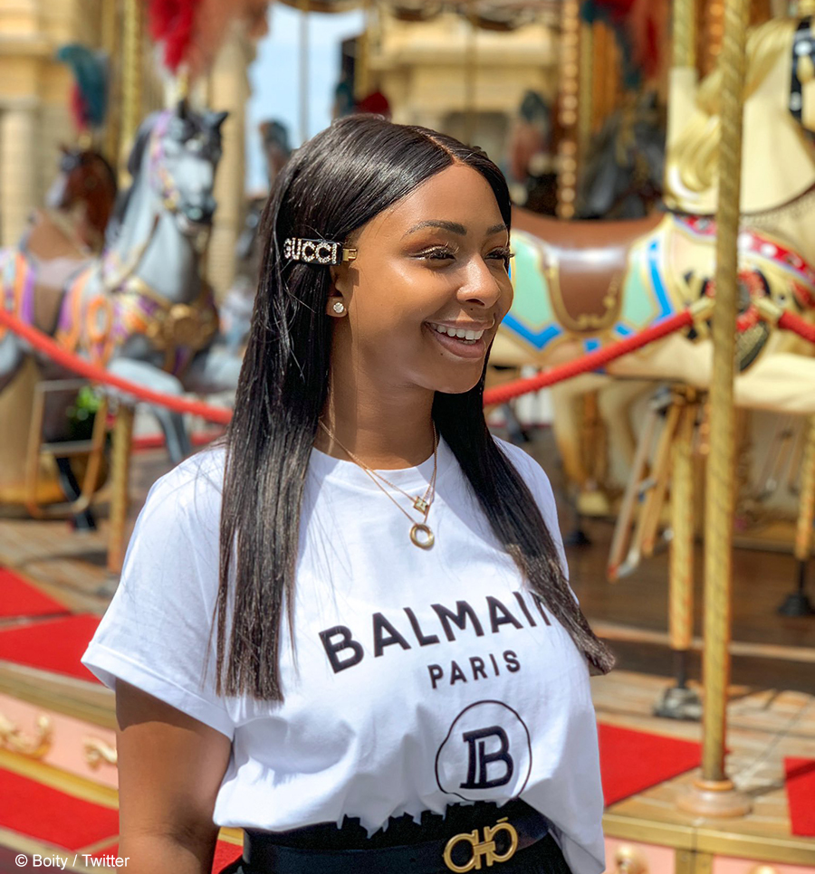 Boitumelo Thulo shares more pictures from her recent trip to Europe