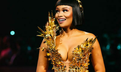 Bonang Matheba praised for successfully hosting the Miss South Africa pageant