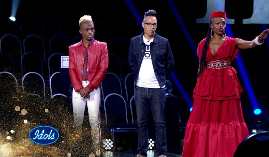Idols SA: The judges introduce a plot twist in the group round of auditions