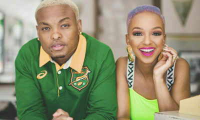 K.O hints at upcoming single with Nandi Madida