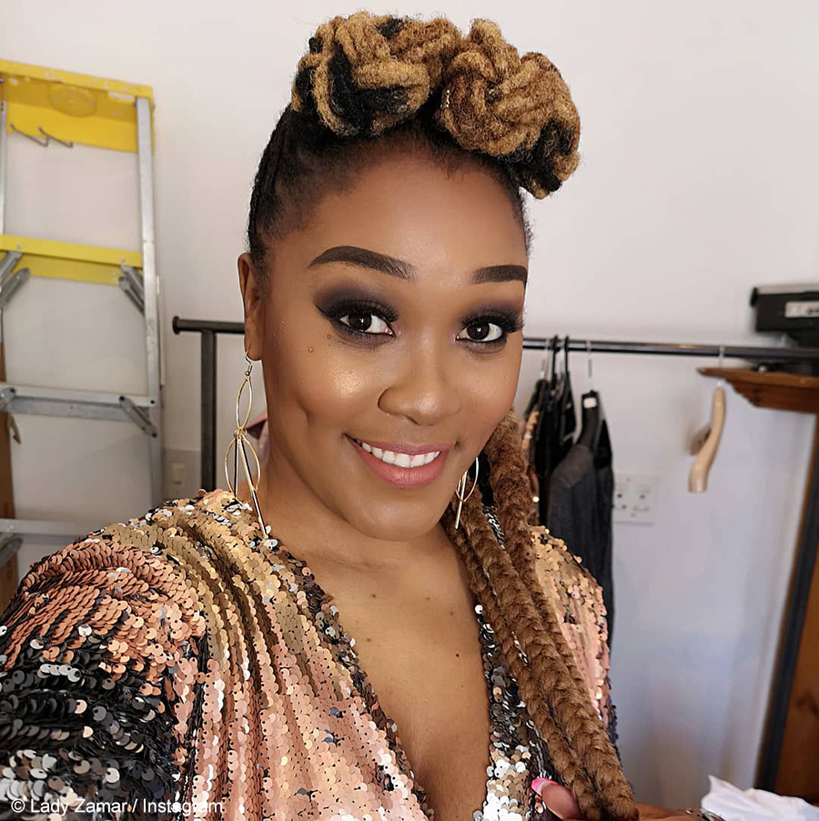 Lady Zamar announces plans to host a mid-year camp
