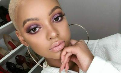 Mihlali Ndamase reviews Revlon's ColourStay Life-Proof foundation stick