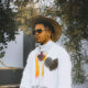 Rapper, Nasty C, shares his latest neck piece creation