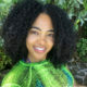 Amanda du-Pont takes on the cargo pants and heels trend