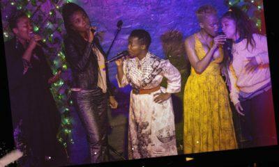 Ami Faku - Ungazilibali (don't forget yourself) ft Msaki x Zolani x Bonga Kwana x Eryn Allen Kane