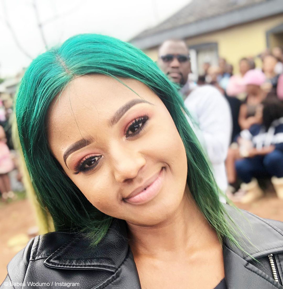 Social media users convinced Babes Wodumo's Twitter account has been hacked following recent post