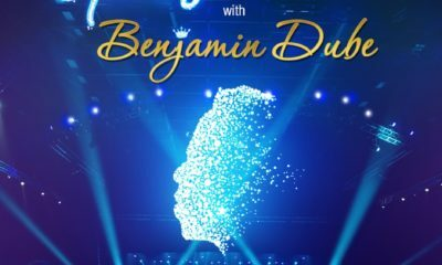 Benjamin Dube releases his double disc album, Glory In His Presence