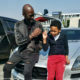 Black Coffee makes his son's F1 Grand Prix dream come true in Belgium
